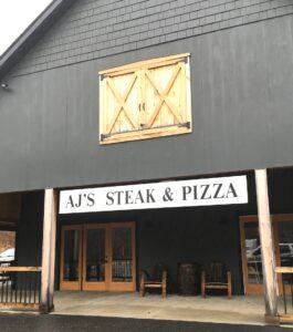 Litchfield County Restaurants AJ Pizza