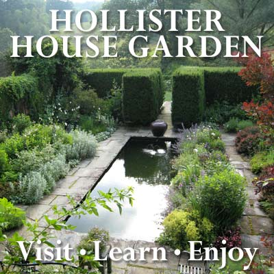 Hollister House Garden