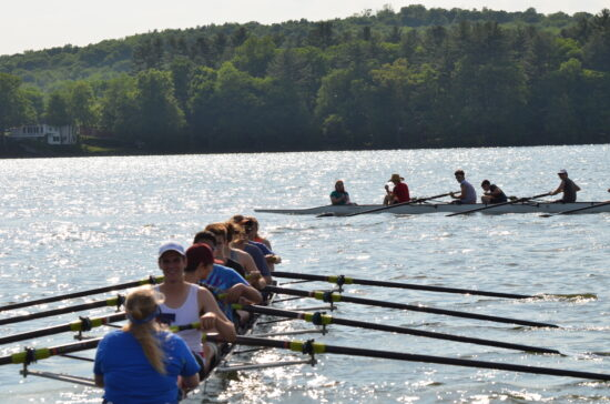 LHRR row day