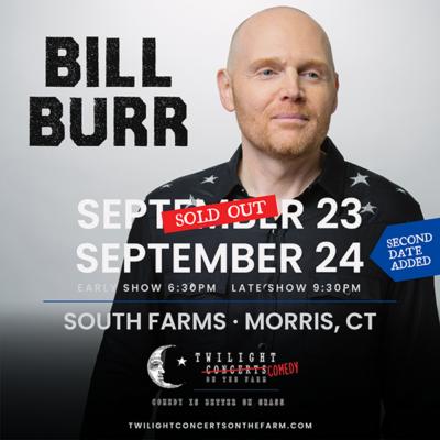 Bill Burr At South Farms, Morris, CT   Litchfield Magazine